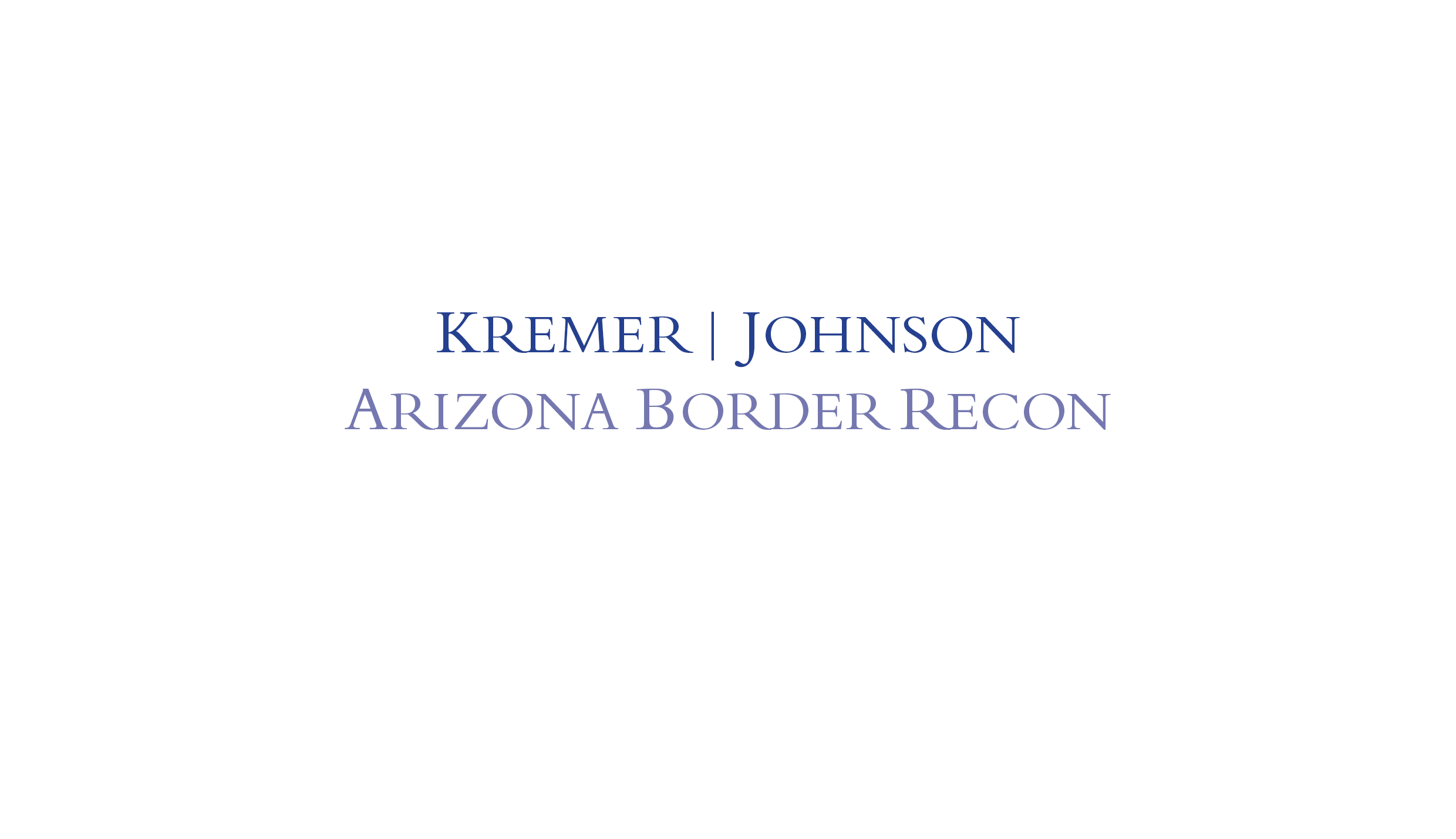 Kremer-JohnsonNFP-311-4-19